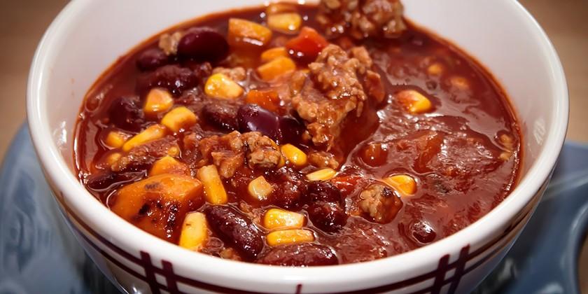 Recept – Chilli con carne