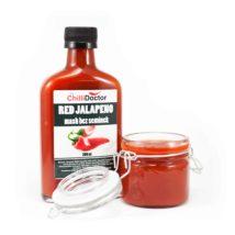 Red Jalapeno mash 200ml